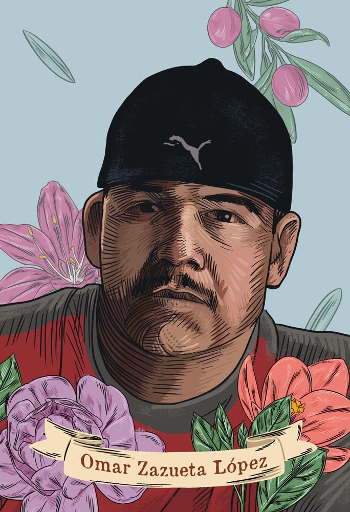 Omar Zazueta Lopez desaparecido