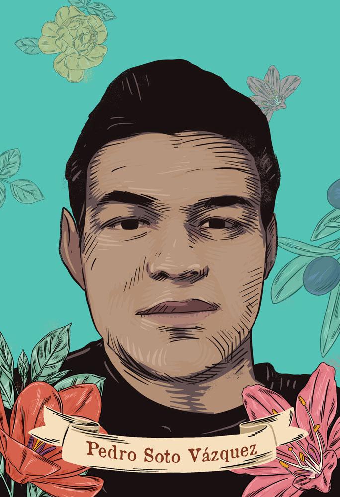 Pedro Soto Vazquez Sinaloa hasta encontrarles