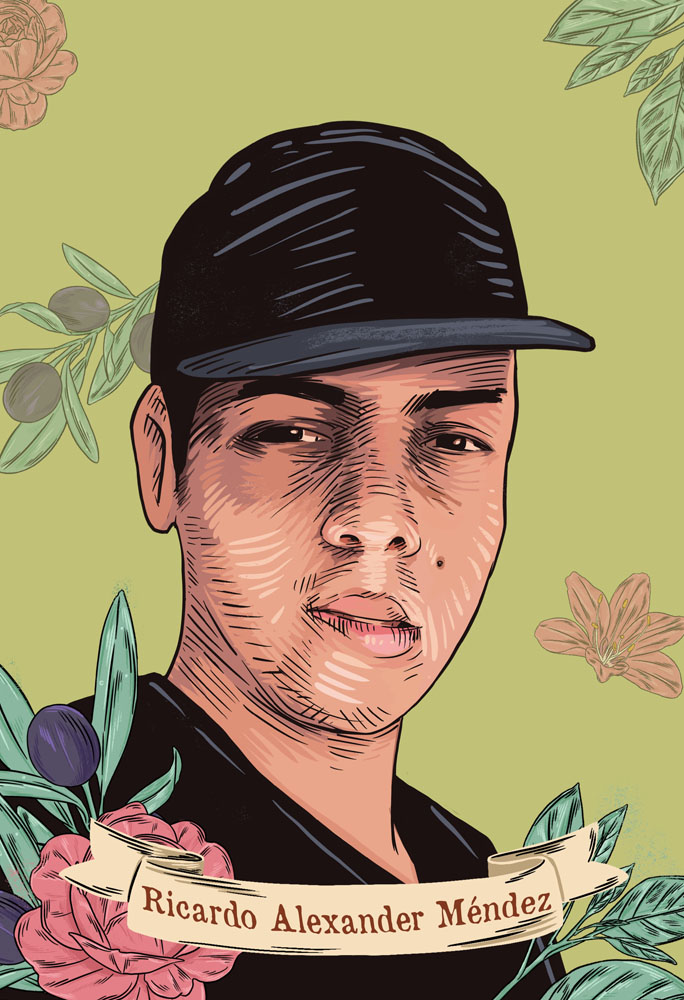 Ricardo alexander desaparecido